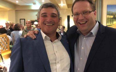 Marcus Merkel neuer Bürgermeister in Büttelborn