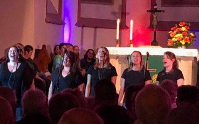 Konzert der drei Chöre des Gemischten Chors Frohsinn Geinsheim